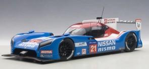 Lemans 2015 Nissan GT-R LM Nismo #21 Matsuda, Shulzhitskiy 81579 1:18