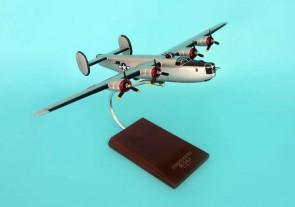 B-24J Liberator Silver