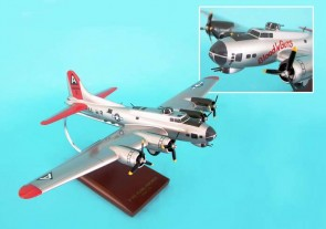B-17G Fortress Silver