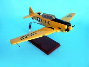 AT-6A Texan 1(YELLOW) USAF