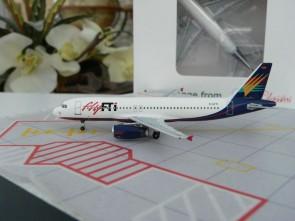 Flyfti Airbus A320 D-AFTI Aeroclassics 1:400