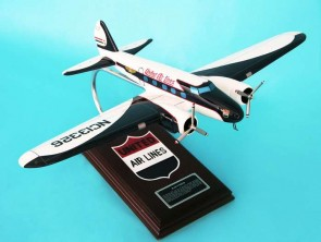United Airlines B-247 by Executive Series Scale 1:48