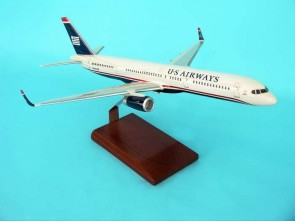 US Airways Boeing 757-200 Reg# N605AU Executive Series Scale 1:100 Airline: US Airways Aircraft: Boeing 757-200 Registration: N605AU  Scale 1:100