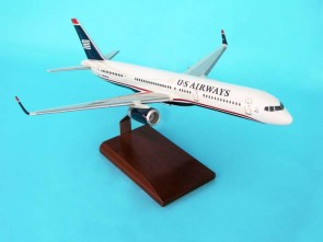 US Airways B757-200 Executive Series G17410 scale 1:100 Crafted resin model