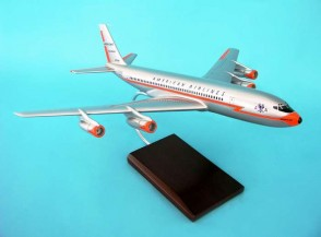 American 707 Executive Series  1:100 Scale, G4110