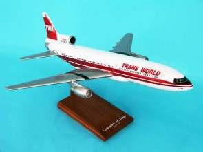 Twa L-1011 Red Stripe Livery