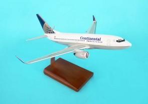 Continental 737-700 W/WINGLETS