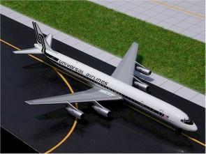 Universal  DC-8-61 registration N803U Gemini GJUVA095 scale 1:400