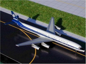 Overseas National DC-8-61 N867F GJONA101 Gemini Jets 1:400