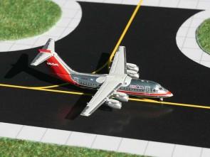 SALE! Usair BAE146 Maroon polished N166US GeminiJets GJUSA762 1:400 Highly detailed Gemini Jets dieacst metal models.