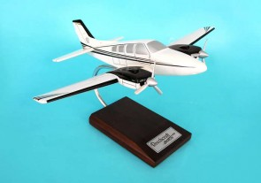 Beechcraft Baron G58 1:40