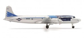 USAF DC-6/C118 The Independence