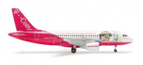 Germanwings A319 T-COM Livery