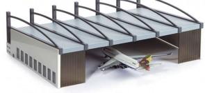 HE519762 Hangar Herpa Models Scale 1:500