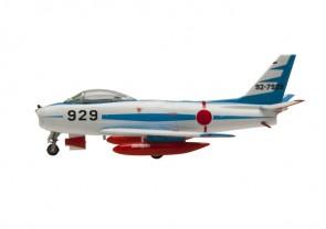 Hogan Jasdf F-86-40 1/200 Blue Impulse W/STAND