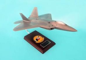 F/A-22 Raptor SE0014W Desk top model Scale 1:40