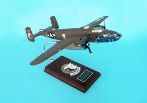B-25H Mitchell Olive