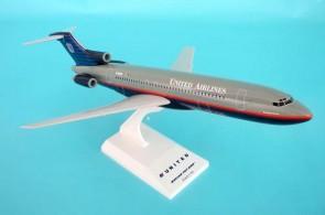 United B727-200 90'S Scheme Skymarkd Scale 1:150 SKR250