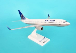 Skymarks United Airlines 737-800  Post Co Merger Livery Scale 1:130 SKR603