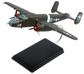 B-25b Tondelayo Crafted Executive Desktop Series A4644 Scale 1:44