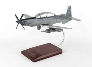 Beechcraft AT-6 Gray Camouflage XATO6CAM Executive Series 1:32