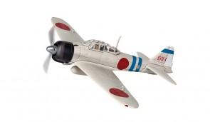 A6M2 Zero Pearl Harbor HI 80th Anniversary Model December 7th 1941-2021 Corgi CG33109 scale 1:72