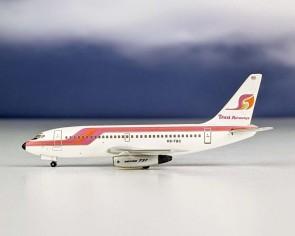 Thai Airways Boeing 737-200 HS-TBC Aero Classics AC419784 scale 1:400