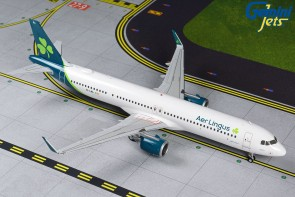 Aer Lingus Airbus A321neo New 2019 Livery Gemini 200 G2EIN884 scale 1:200