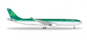 Aer Lingus Airbus A330-300 EI-FNH Herpa 531818 scale 1:500