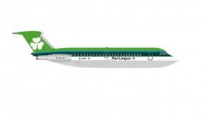 Aer Lingus BAC 1-11-200 EI-ANE St Mel Herpa 534826 scale 1:500