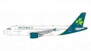 Aer Lingus New Livery Airbus A320 EI-CVA Gemini GJEIN1852 scale 1:400