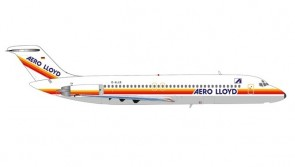 Aero Lloyd  McDonnell Douglas DC-9-30 Herpa 570695 scale 1:200
