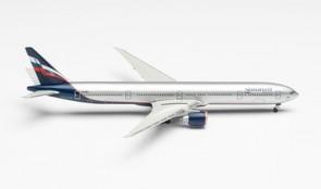 Aeroflot Boeing 777-300ER Herpa Wings 526364-002 scale 1:500