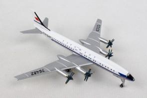 Aeroflot Tupolev TU-114 CCCP-76482 50's-60's livery Аэрофлот Herpa 523073-001 scale 1:500