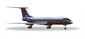 "Aeroflot Tupolev TU-134A ""Bluebird"" colors Reg# CCCP-65667 Herpa 529938 Scale 1:500"