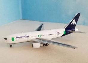 AeroMaritime Boeing 767-200 F-GHGD AeroClassics AC419968 scale 1:400