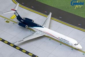 AeroMexico Travel McDonnel Douglas MD-83 N848SH Gemini 200 G2AMX857 scale 1:200