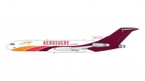 Aerosucre Carga Boeing 727-200F HK-5216 Colombia Gemini GJKRE1194 1:400