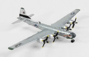 B-29 Superfortress Diecast AF1-0139 W/Stand Air Force 1 Smithsonian Series Scale 1:300