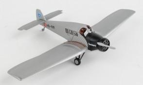 AG Junkers F13 Flugzeugwerke HB-RIM Die Cast Herpa 019385 Scale HO 1:87