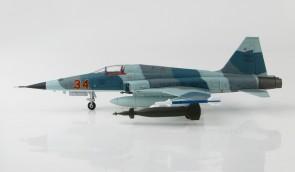 "Aggressor Sqn F-5E Tiger II ""34"" Alconbury AB England 1976-88 Hobby Master HA3337 scale 1:72"
