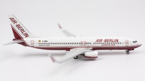 Air Berlin 737800 winglets D-ABBA Late 90's livery NG models 58018 scale 1:400