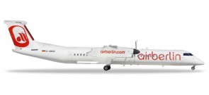 Air Berlin Bombardier Q400 D-ABQQ