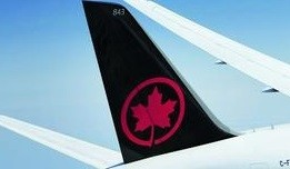 Air Canada B787-9 Dreamliner Executive Series G54400 scale 1:100