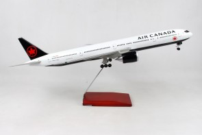 Air Canada Boeing 777-300 C-FKAU new livery with gears and stand Skymarks Supreme SKR9405 scale 1:100