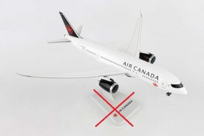 Air Canada Boeing 787-8 C-GHPQ with gears Hogan HG10963G scale 1:200