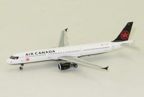 Air Canada New Retro Colors Airbus A321 Reg# C-GJWO Phoenix 11384 Scale 1:400