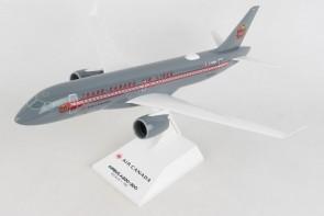 Air Canada Retro TCA Airbus A220-300 (CS300) C-GNBN Skymarks SKR1083 scale 1:100
