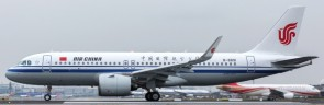 Air China Airbus A320neo B-8891 JCWings die-cast JC4CCA036 Scale 1:400