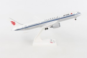 Air China Boeing 787-9 B-7879 中国国际航空公司 with stand & gears Skymarks SKR1004 scale 1-200
